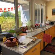 Küche Südfront